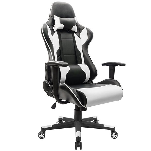 Homall Executive High-Back Swivel Racing Style Gaming Chair