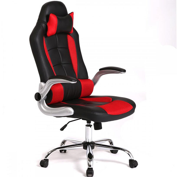 BestOffice New High-Back Racing Style Bucket Gaming Chair