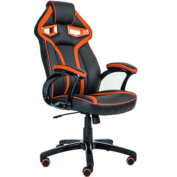 Merax PP019229 Devil's Eye Series High-Back Racing Style Gaming Chair