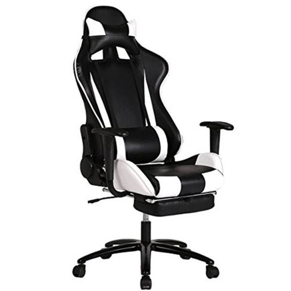 BestOffice OC-RC1 High-Back Recliner Office and Gaming Chair