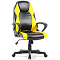 BONUM Leather Ergonomic High Back Executive Desk Task Office Chair