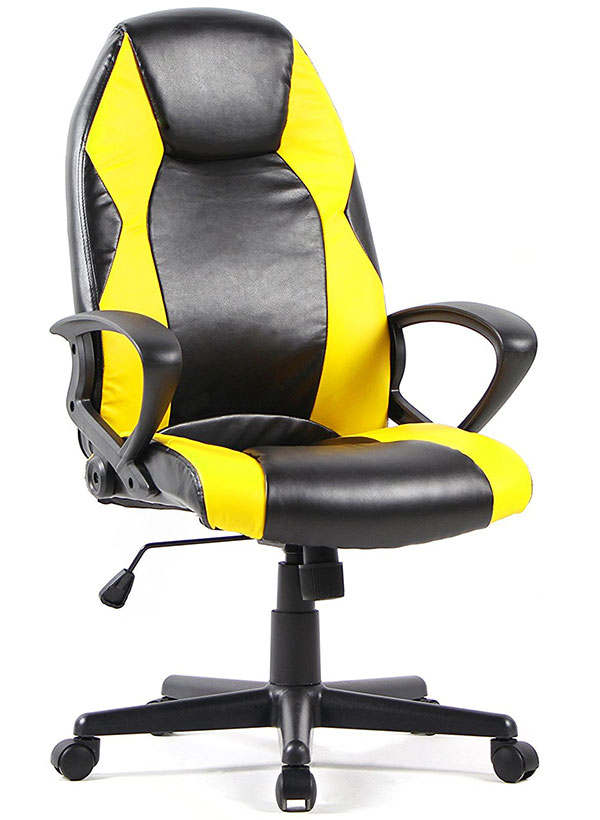Bonum BN-1551L Ergonomic Racing Style Gaming Chair