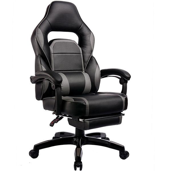 GTRacing Ergonomic Office/Racing Chair Swivel High-Back Gaming Chair