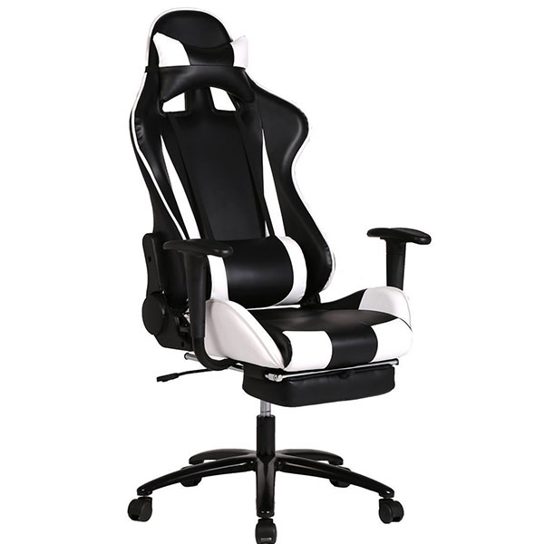 BestOffice OC-RC1 High-Back Recliner Racing Style Gaming Chair
