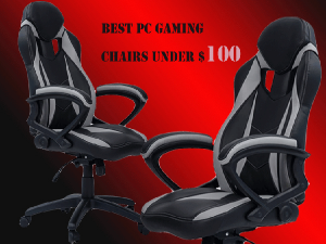 The Top 10 Best PC Gaming Chairs Under $100