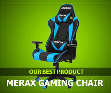 Merax High-Back Gaming Chair