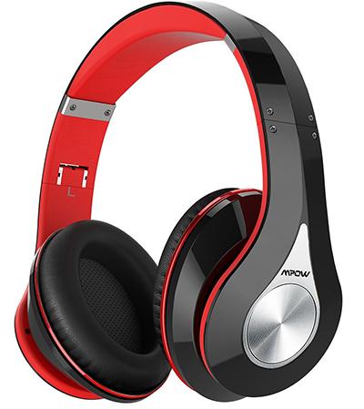 Mpow 059 Bluetooth Headphones Over Ear, Hi-Fi Stereo Wireless Headphone