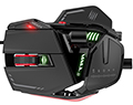 Mad Catz RAT8 Wired Optical USB LED RGB Mouse