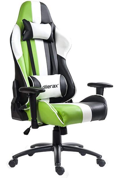 Merax Justice Series Racing Style Gaming Chair