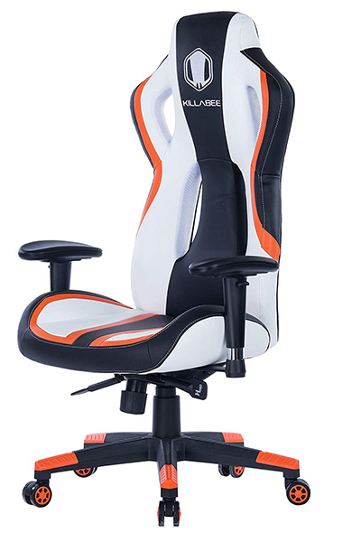 Killbee Large Gaming Chair Ergonomic Computer Chair