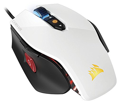 CORSAIR M65 Pro RGB - FPS Gaming Mouse - 12,000 DPI Optical Sensor