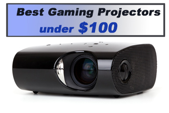 Best Gaming Projectors under 100