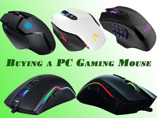 Buying Guide: All you Need to Know before Buying a PC Gaming Mouse