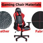 Fabric vs Leather Materials