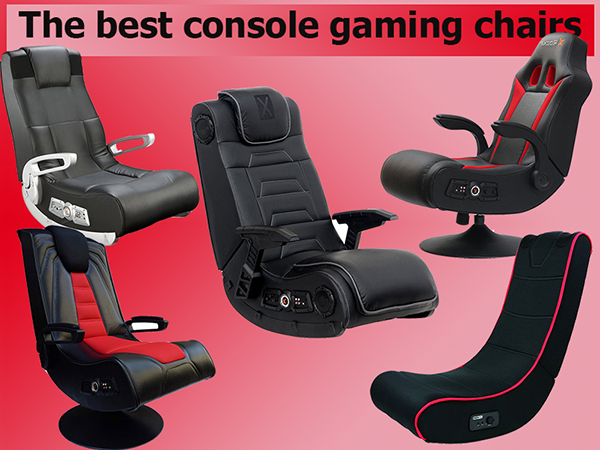 Best Console Gaming Chairs for Xbox One and PS4