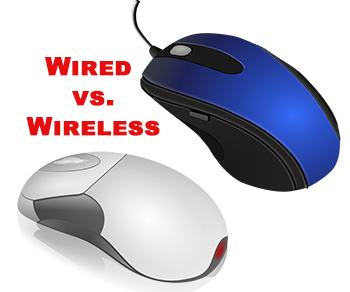 Wired vs. Wireless
