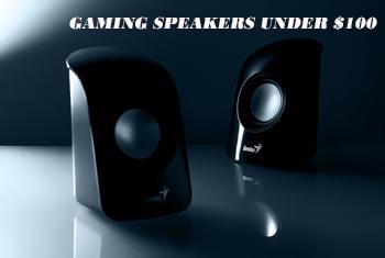 Gaming Speakers Under $100