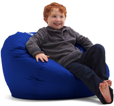 8-Feet Classic Bean Bag Chair by Big Joe