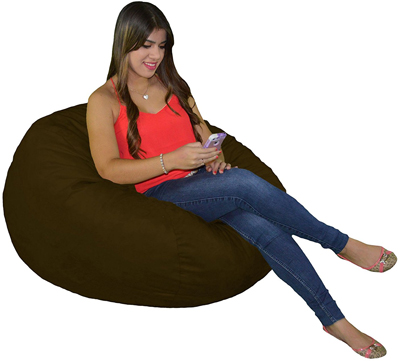 Cozy Sack, 3-feet Small Bean Bag