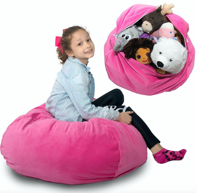 Corduroy Bean Bag Chair