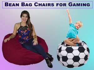 The Best Bean Bag Chair for Gaming