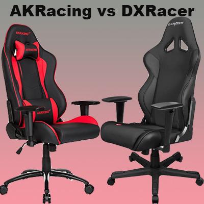 DXRacer vs AKRacing