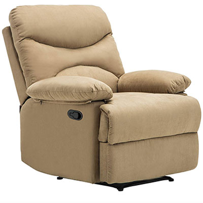 Mecor Microfiber Recliner Chair