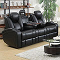 Coaster Home Delange Luxury Sofa