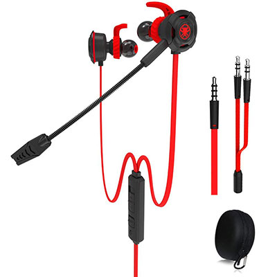 Maxin Wired Gaming Earbuds