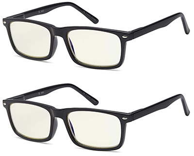 ALTEC VISION 2-pack Computer/Gaming Glasses